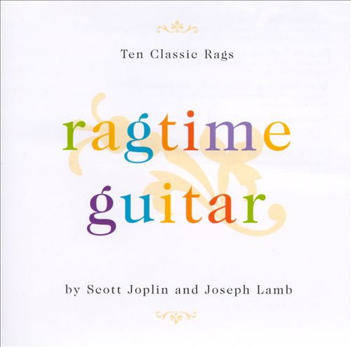 Ragtime Guitar [Easydisc]