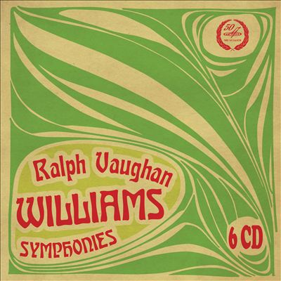Ralph Vaughan Williams: Symphonies