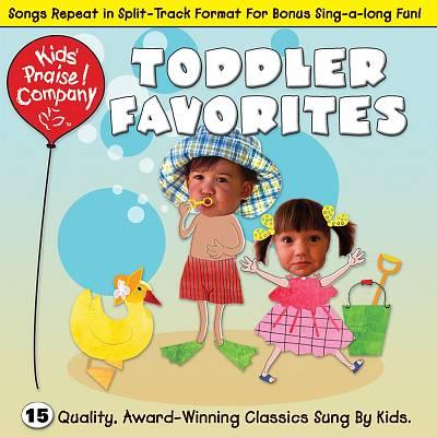 Kids' Praise: Toddler Favorites