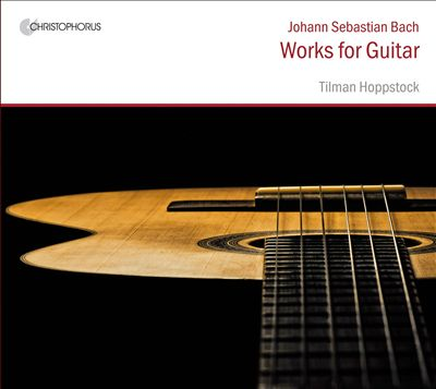 Bach: Works for Guitar