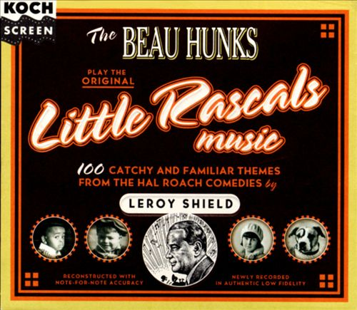 Complete Little Rascals Music