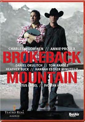 Charles Wuorinen, Annie Proulx: Brokeback Mountain [Video]