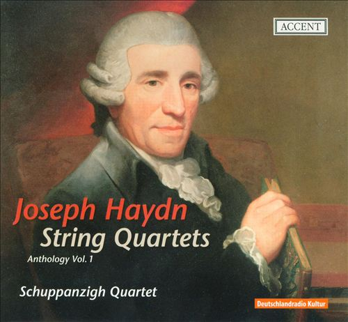 Haydn: String Quartets Anthology, Vol. 1