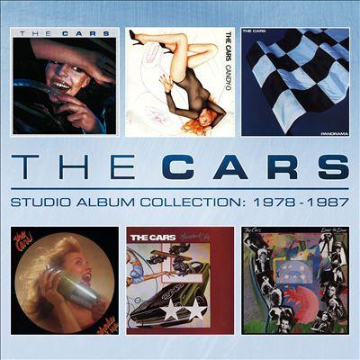 Studio Album Collection, 1978-1987