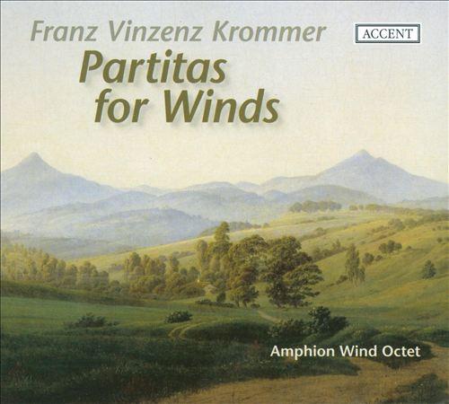 Krommer: Partitas for Winds