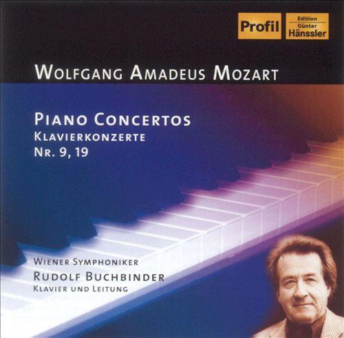 Mozart: Piano Concertos Nos. 9, 19