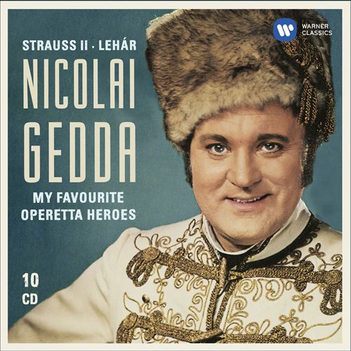 My Favorite Operetta Heroes