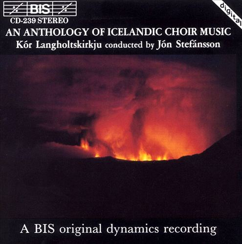 An Anthology of Icelandic Choir Music