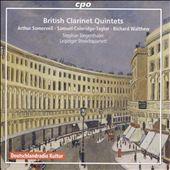 British Clarinet Quintets
