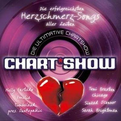 Die Ultimative Chartshow: Herzschmerz Songs