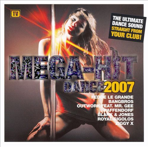 Mega-Hit-Dance 2007