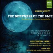 William Averitt: The Deepness of the Blue