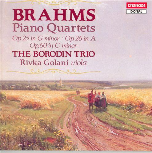 Brahms: The Three Piano Quartets