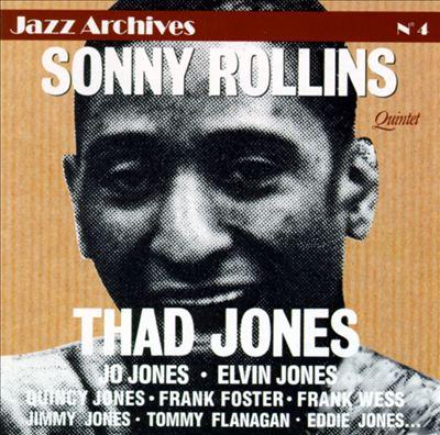 Sonny Rollins/Thad Jones
