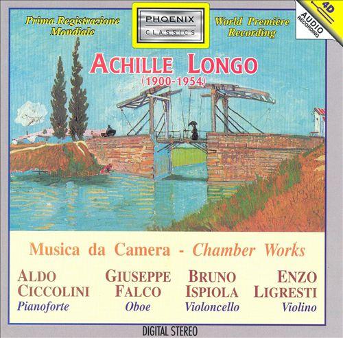 Achille Longo: Chamber Works