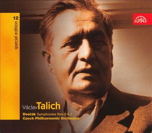 Dvorák: Symphonies Nos. 6 & 7