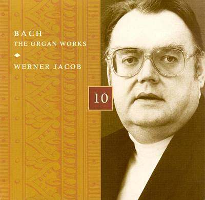Bach: The Organ Works, Disc 10