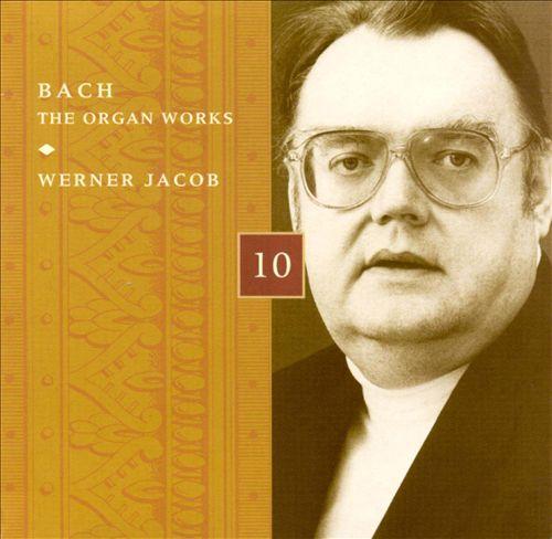 Bach: The Organ Works, Disc 10