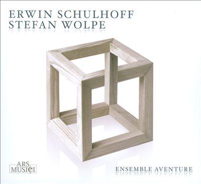 Ensemble Aventure plays Schulhoff & Wolpe