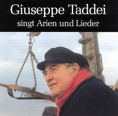 Taddei sings Arias and Lieder