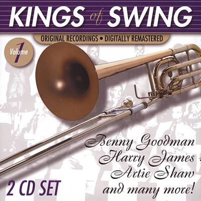 Kings of Swing, Vol. 1 [Innersound]