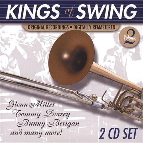 Kings of Swing, Vol. 2 [Innersound]