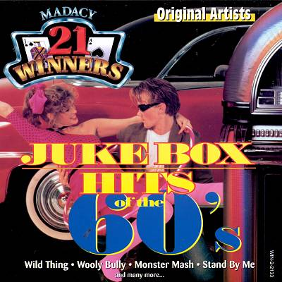 21 Winners: Jukebox Hits of the '60s [1997]