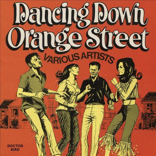 Dancing Down Orange Street