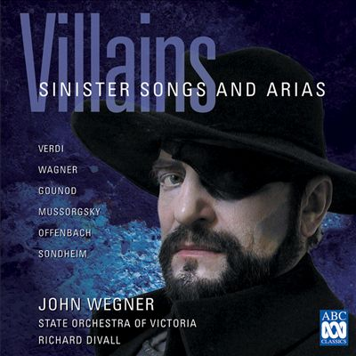 Villains: Sinister Songs and Arias