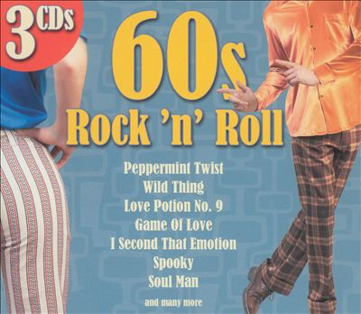 60's Rock N Roll [Madacy 2005]