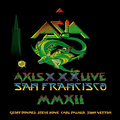 Axis XXX: Live in San Fransisco MMXII