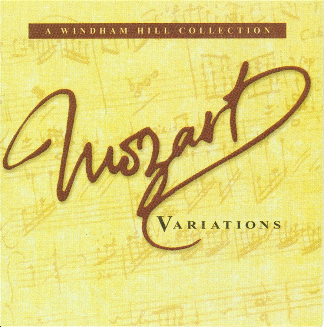 Mozart Variations: A Windham Hill Collection