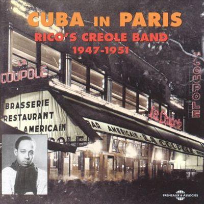 Cuba in Paris 1947-51
