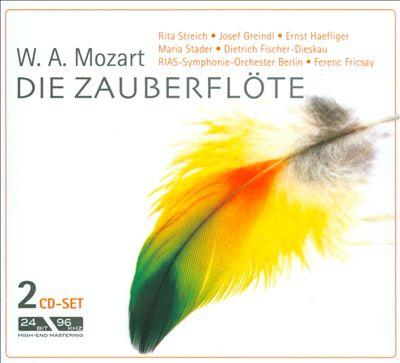W.A. Mozart: Die Zauberflöte