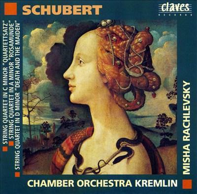 Schubert: String Quartets for Orchestra