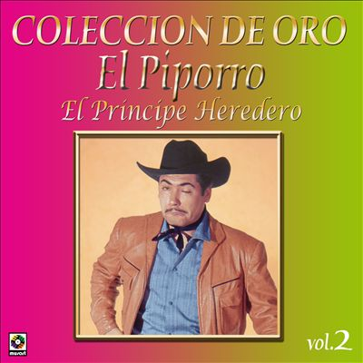 Coleccion De Oro, Vol. 2 [El Principe Heredero]