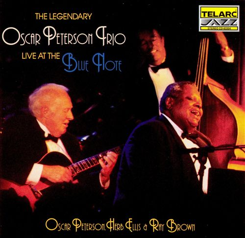 The Legendary Oscar Peterson Trio Live at the Blue Note