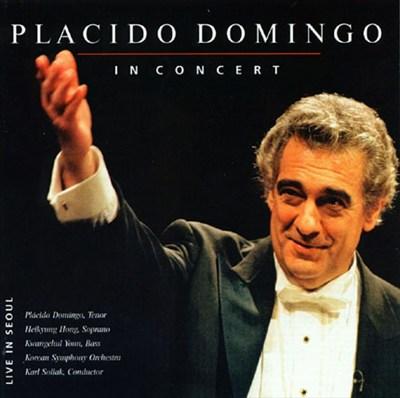 Plácido Domingo in Concert