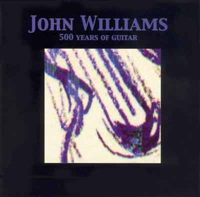 500 Years of Guitar