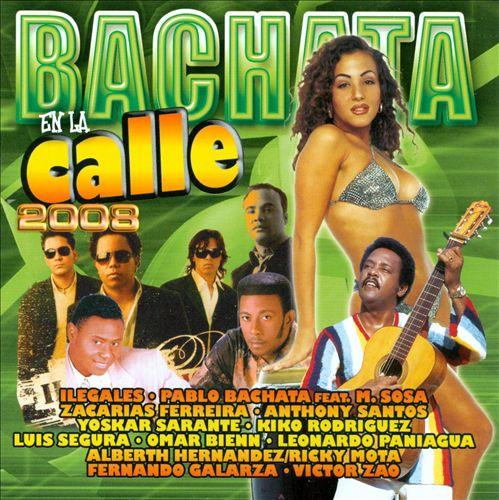 Bachata en La Calle 2008