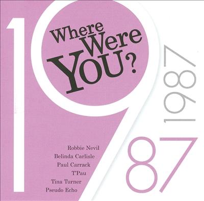1987: Where Were You?