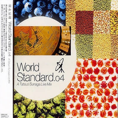 Tatsuo Sunaga Mix CD World Standard No.4