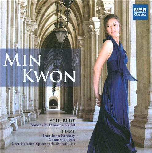 Schubert: Sonata in D major; Liszt: Don Juan Fantasy; Gnomenreigen