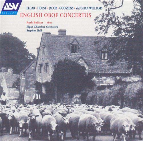English Oboe Concertos
