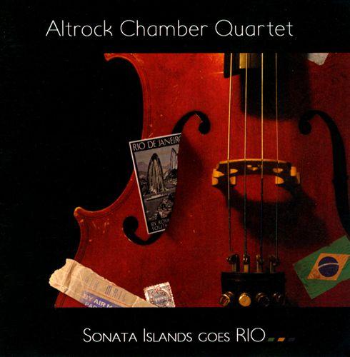 Sonata Islands Goes RIO