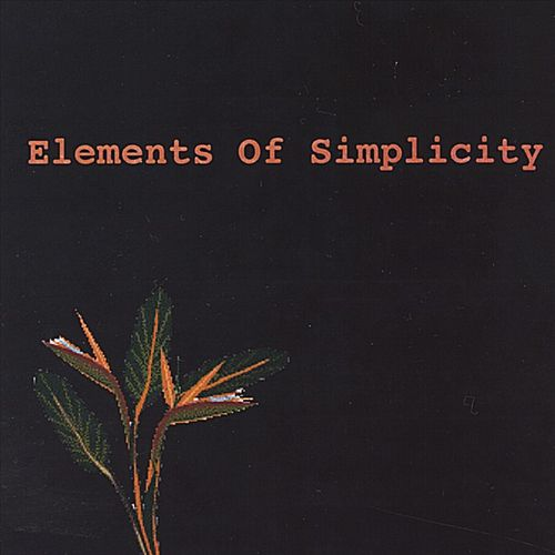 Elements of Simplicity