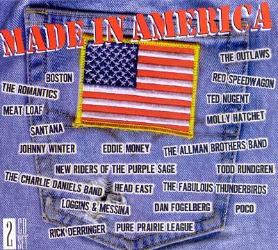 Made in America [Delta #3]