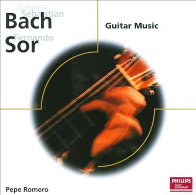 Bach, Sor: Guitar Music