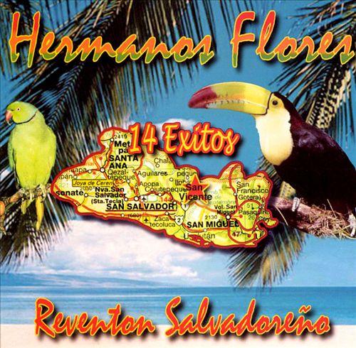 14 Exitos: Reventon Salvadoreno