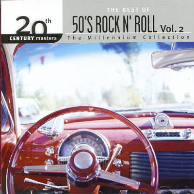 20th Century Masters: Best of 50s Rock N Roll, Vol. 2